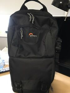 Lowepro BP 150 AW II Camera Bag/Backpack (Like New Condition)