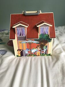 Playmobil take along house