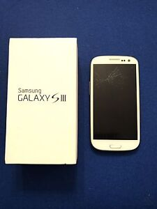 Samsung Galaxy S3 16G White Ferndale Canning Area Preview