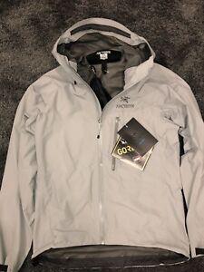 Brand new men's Arcteryx Alpha SL jacket (M) stingrey