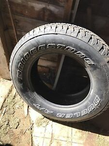 New Bridgestone Dueler A/T