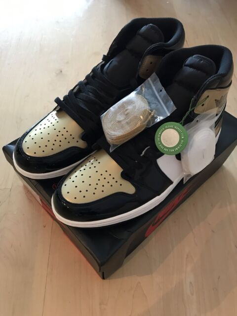 27c6903efe4352 gold toe 1 stockx Air Jordan 1 Gold Toe size 10 with stockX authentic