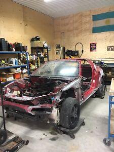 1995 Honda del sol si parts car/project