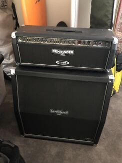 Behringer ultrabass bx4500h behringer ultrabass bb410 bass cab behringer gmx1200h v tone guitar amp and quad speaker fandeluxe Image collections