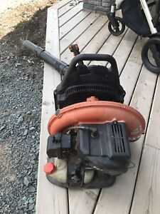 Echo Gas Powered Back Pack Leaf Blower