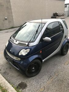 2005 smart for2 diesel auto for parts or whole