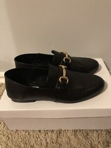 Steve Madden genuine leather loafers - BNIB