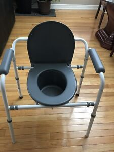 Slightly used Commode Chai
