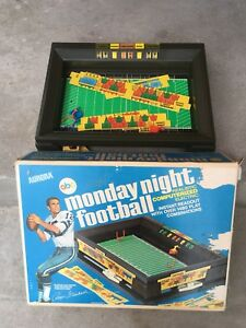 Vintage Football Electronic Game Man Cave