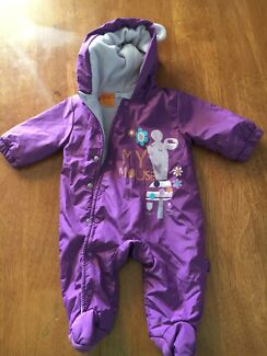 Baby size 000 ski suit