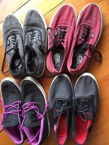 9a6efdd2c13e Teen casual shoes Sz 7 bundle - Vans