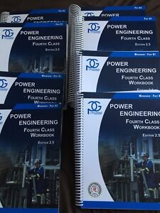4th class power engineering books