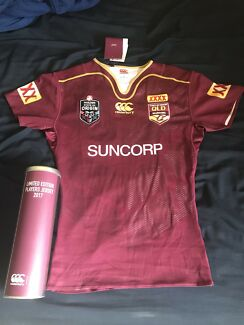 Queensland State of Origin Players Jersey (limited edition)