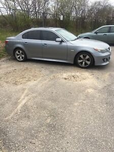 Bmw 525 2005 Trades OBO *AS IS*