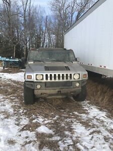 2004 hummer h2 parting out