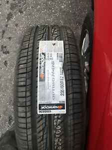 235,60r17 hankook one only brand new  all season