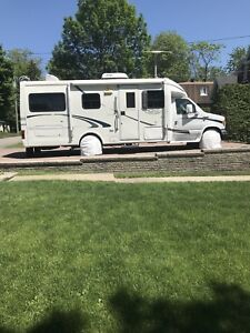 Camper Trail-lite 25 Ft. Diesel class B Plus