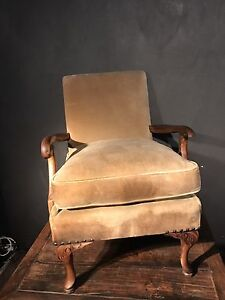 Retro low line grandfather vintage armchair North Willoughby Willoughby Area Preview