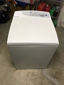 Fisher & Paykel 7.5kg Washing Machine Excellent Condition Coomera Gold Coast North Preview