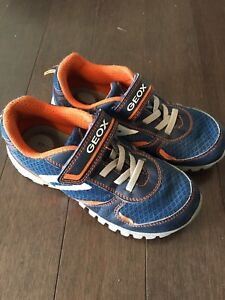 Boys GEOX shoes size 13