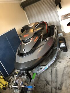 Seadoo GTX260 limited edition (supercharged)