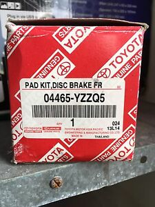2009 Toyota hilux 4x4 brake pads. Cairns Cairns City Preview