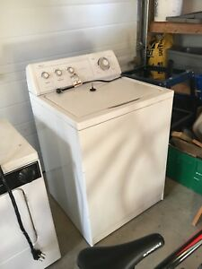 Whirlpool washer. Timer going