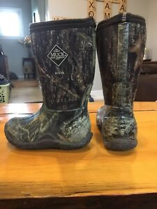 Kids Size 10 Muck boots