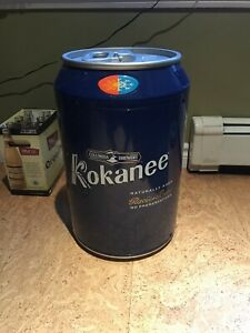 Kokanee Beer Can Fridge