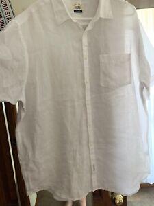 Linen shirt XL Gazman