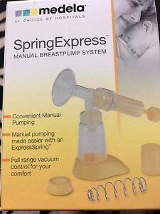 Medela manual breast pump brand new in box