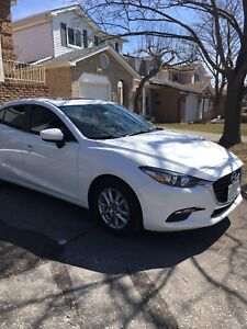 Mazda 3 GS 2018 Lease takeover - 175.93 bi-weekly
