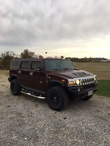 2006 Hummer H2 very low kms