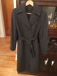 Ladies Jacob Grey Coat