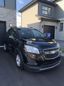 2013 Chevrolet Trax LT with 2LT