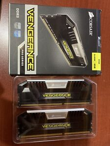 Corsair Vengeance Pro 2x4GB DDR3-1866 CL9 Kit