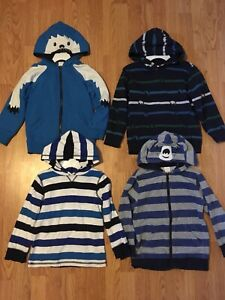 5T Gymboree sweaters