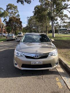 Toyota Camry hybrid HL 2014 Auburn Auburn Area Preview