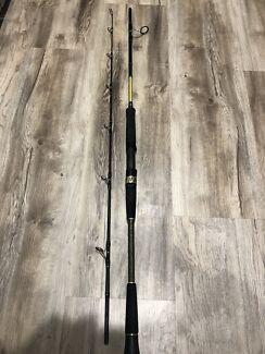 Daiwa saltist extreme rod