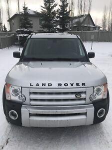 2005 Land Rover LR3 SUV