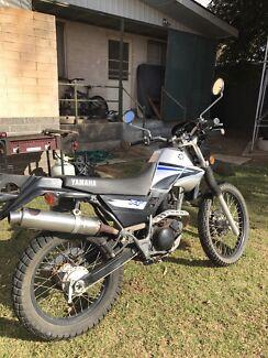 2004 Yamaha XT250