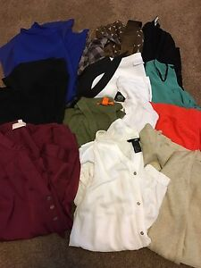 Box of Summer Tops & Cardigans