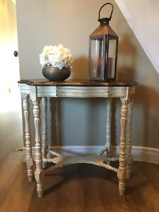 Shabby Chic Antique table