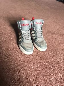 Adidas High Tops Size 10 1/2