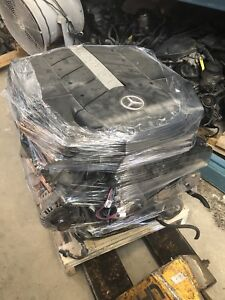 2009 MERCEDES GL ML 320 BLUETEC ENGINE 173xxxkm