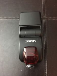 Zeikos ZE 680ex Speedlight Flash for Canon EOS Cameras