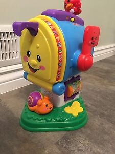 Fisher Price Laugh and Learn Mail Box