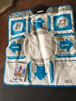 Wii party game and dance mate