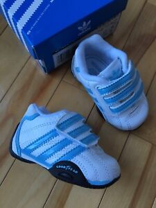 Size 3 (6-9 months) Adidas sneakers