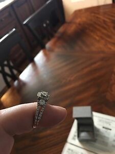 Celebration engagement ring
